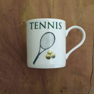 mok tennis - tenniscadeau van sportcadeautjes