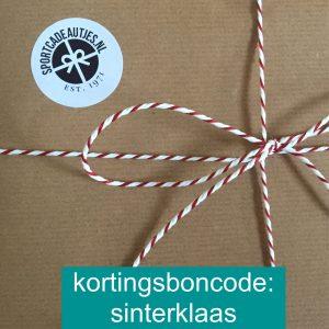 Kortingsboncode