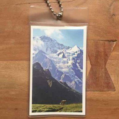 Alpen bagagelabel - sportcadeautjes voor reizende sporter