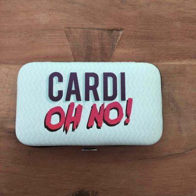 Cardi Oh No manicureset - sportschoolcadeautjes van sportcadeautjes