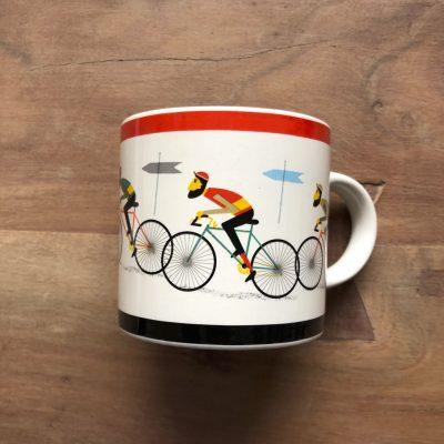 Le Bicycle mok - fietscadeautjes van sportcadeautjes