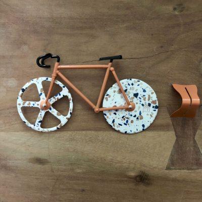 Fixie pizzasnijder Terrazzo - fietscadeau van sportcadeautjes