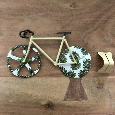 Fixie pizzasnijder tropical vintage - fietscadeau van sportcadeautjes