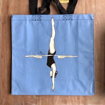 tas duiker - zwemcadeau van sportcadeautjes