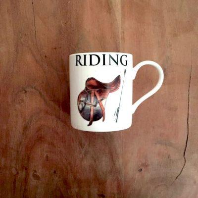 paarden mok riding - ruitercadeau van sportcadeautjes
